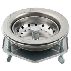 Kitchen sink strainer #22-001 - Are Sheng Plumbing Industry