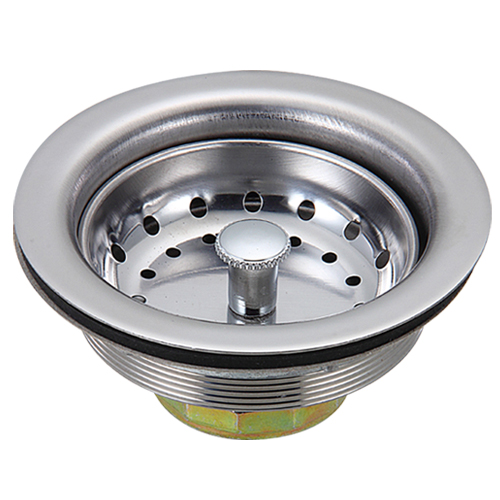 Kitchen sink strainer # 22-002 - Are Sheng Plumbing Industry