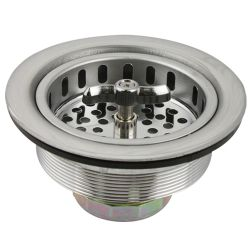 Kitchen sink strainer # 22-003 - Are Sheng Plumbing Industry