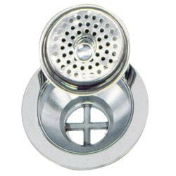 Kitchen sink strainer # 24-004 - Are Sheng Plumbing Industry