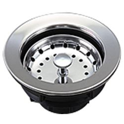 Kitchen sink strainer # 22-013 - Are Sheng Plumbing Industry