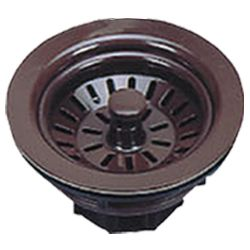 Kitchen sink strainer # 22-014BN - Are Sheng Plumbing Industry