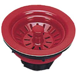 Kitchen sink strainer # 22-014RD - Are Sheng Plumbing Industry