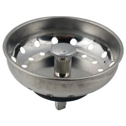 Kitchen sink strainer # 22-008 - Are Sheng Plumbing Industry