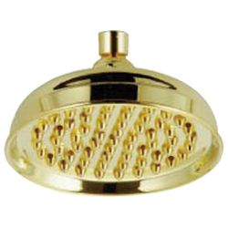 Good shower head # 241-07PVD- Are Sheng Plumbing Industry