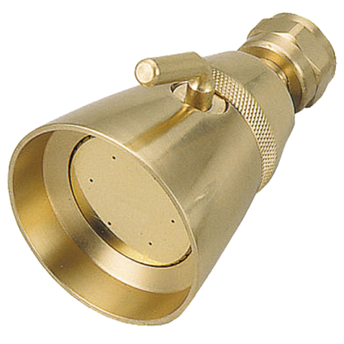Good shower head # 24-005PB- Are Sheng Plumbing Industry