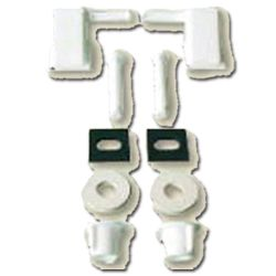 Toilet repair bolts and sponge # 261-006 - Are Sheng Plumbing Industry