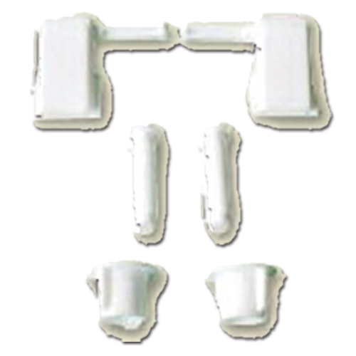 Toilet repair bolts and sponge # 261-005 - Are Sheng Plumbing Industry