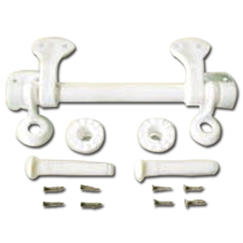 Toilet repair bolts and sponge # 261-007 - Are Sheng Plumbing Industry