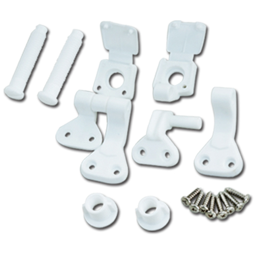 Toilet repair bolts and sponge # D99-010 - Are Sheng Plumbing Industry