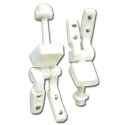 Toilet repair bolts and sponge # 261-008 - Are Sheng Plumbing Industry