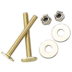Toilet repair bolts and sponge # 38-002S - Are Sheng Plumbing Industry