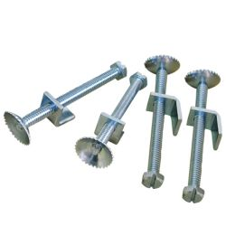 Toilet repair bolts and sponge # 38-005S - Are Sheng Plumbing Industry