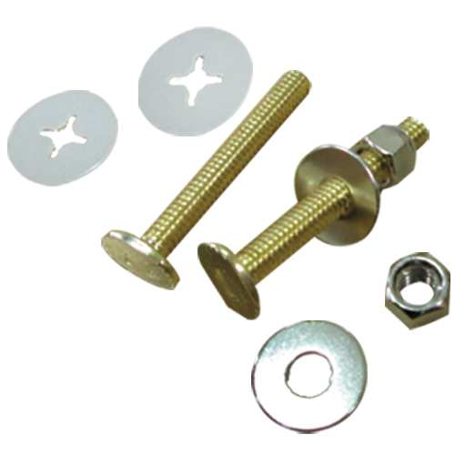 Toilet repair bolts and sponge # 38-002S-516214 - Are Sheng Plumbing Industry