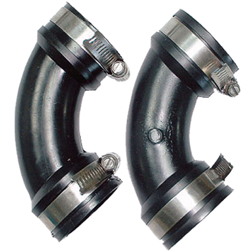 Rubber pipe fittings # 39A-019- Are Sheng Plumbing Industry