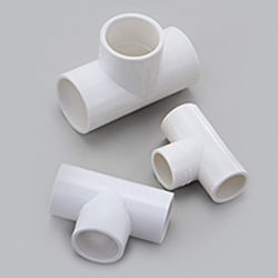 Plastic pipe fittings # B471-03 - Are Sheng Plumbing Industry
