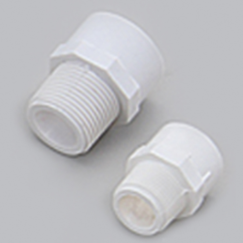 Plastic pipe fittings # B471-08 - Are Sheng Plumbing Industry