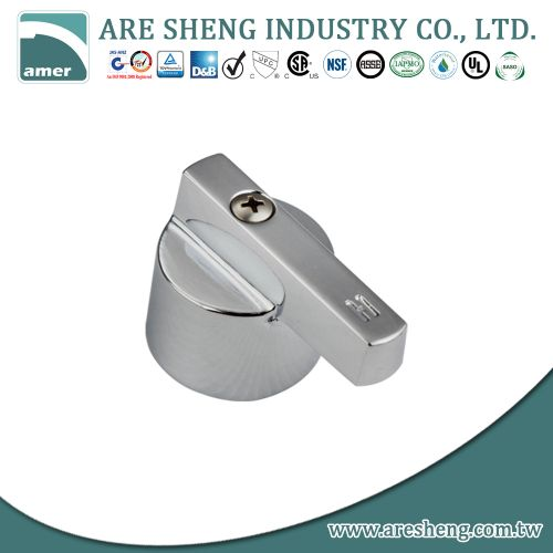 American Standard metal handle - traditional style D42-001