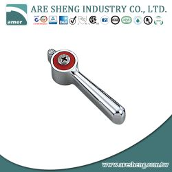 Fits Chicago metal handle parts in chrome finish D42-010