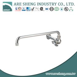 Chinese range faucet, with swivel spout 082-09