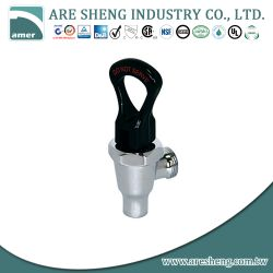 Beverage dispensing faucet, without connector 082-12