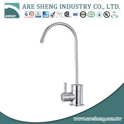 Plastic water faucet for reverse osmosis with lead free tube D11-011