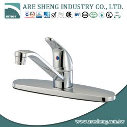 Single lever kitchen tap #06-003