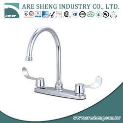 Blade handle kitchen sink faucet #B16-04