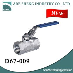 2000 PSI High Pressure Ball Valve