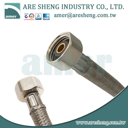 toilet tank water connector 1/2 FIP to 7/8BC