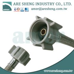 toilet tank water connector 3/8COMP to 7/8BC