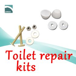 Toilet repair parts and sponge – Are Sheng