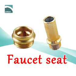 Brass faucet seats for various faucets- Are Sheng