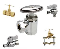 Brass and bronze angle valves–Are Sheng