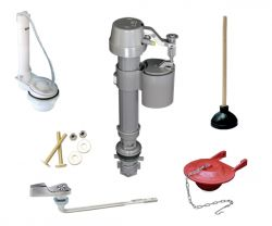 Toilet replacement parts and repair kits–Are Sheng