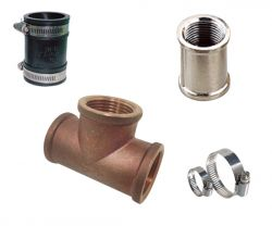 Galvanized Pipe fittings and bronze pipe fittings–Are Sheng
