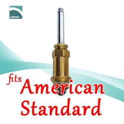 Fits American Standard replacement plastic or metal stem and cartridge –Are Sheng
