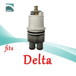 Fits Delta replacement plastic or metal stem and cartridge –Are Sheng