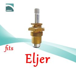 Fits Eljer replacement plastic or metal stem and cartridge –Are Sheng