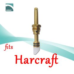 Fits Harcraft replacement plastic or metal stem and cartridge –Are Sheng
