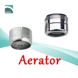 Faucet aerator and other faucet replacement parts- Are Sheng