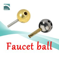 Faucet ball fits Delta faucet and other faucet replacement parts- Are Sheng
