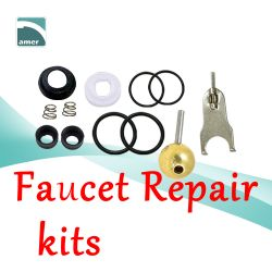 Faucet repair kits and other faucet replacement parts- Are Sheng