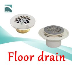 Floor drain and drainage kits – Are Sheng