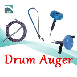 Drum auger and plumbing tools – Are Sheng