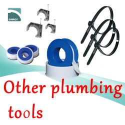 Plumbing tools like pipe cutter and drum auger and wrench – Are Sheng